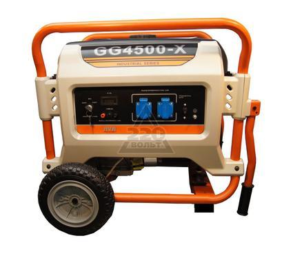 Газовый генератор RUSSIAN ENGINEERING GROUP GG4500-X