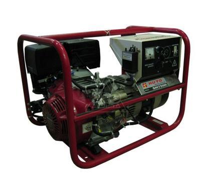 Газовый генератор RUSSIAN ENGINEERING GROUP HG5500(SE)
