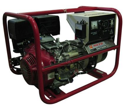 Бензиновый генератор RUSSIAN ENGINEERING GROUP SH5500