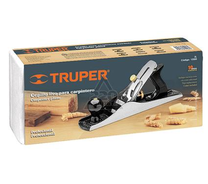 Рубанок ручной TRUPER 3L 12000