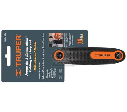 Ключ TRUPER ALL-8M 15555