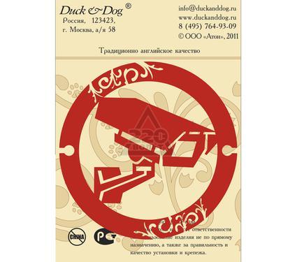 Табличка DUCK & DOG Камеры слежения