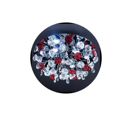 Люстра LAMPLANDIA 5011-9 Rosa Neon