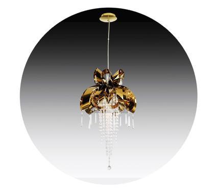 Люстра LAMPLANDIA 3782-6 Joffee Gold