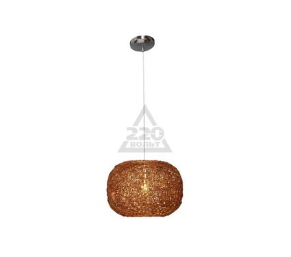 Светильник подвесной LAMPLANDIA 3369 Lares amber (БОЛЬШОЙ)
