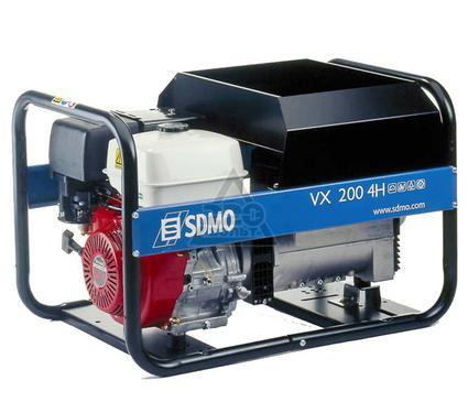 Бензиновый сварочный генератор SDMO VX 200/4 H