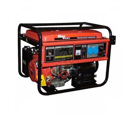 Бензиновый генератор REDVERG RD6500EBA