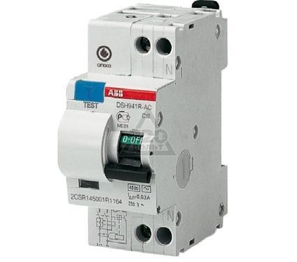 Диф. автомат ABB DSH941R C10