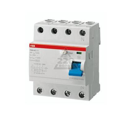 УЗО ABB F204 AC-40/0,3