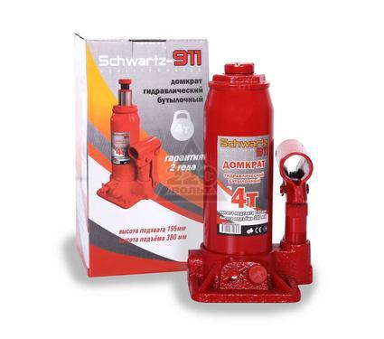 Домкрат SCHWARTZ-911 SJ-4 4Т