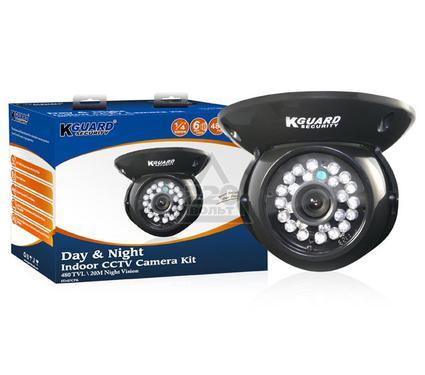 Камера видеонаблюдения KGUARD FD427CPK купол