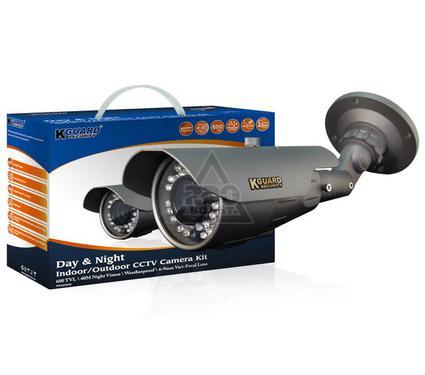 Камера видеонаблюдения KGUARD VW325DPK пуля