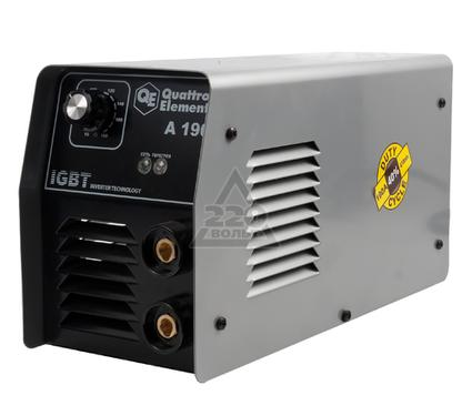 Сварочный инвертор QUATTRO ELEMENTI A 190 + LED Фонарь