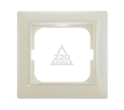 Рамка ABB Basic 55 2511-92 1725-0-1484