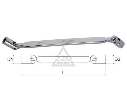 Ключ торцевой шарнирный 8х9 AIST 08030809B