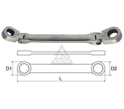 Ключ гаечный накидной 10х12 AIST 02041012B