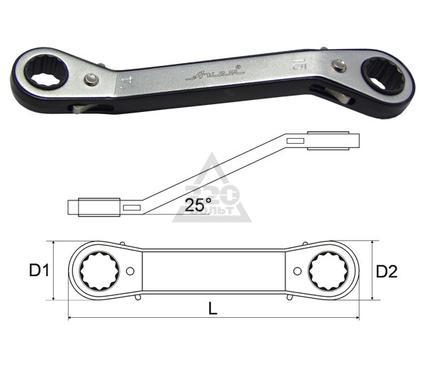 Ключ гаечный накидной 16х17 AIST 2071617