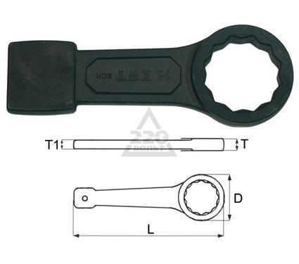 Ключ гаечный накидной 10мм AIST 021270A