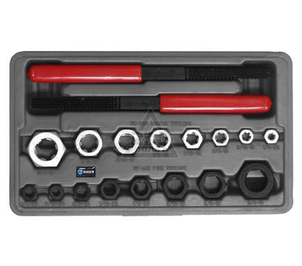Набор инструментов для восстановления внешней резьбы, 18 предметов AIST 79320318