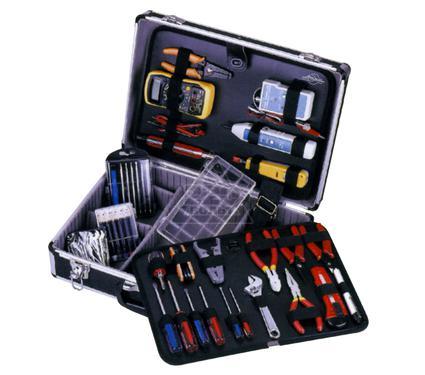Набор инструментов в чемодане, 43 предмета AIST 703030-M