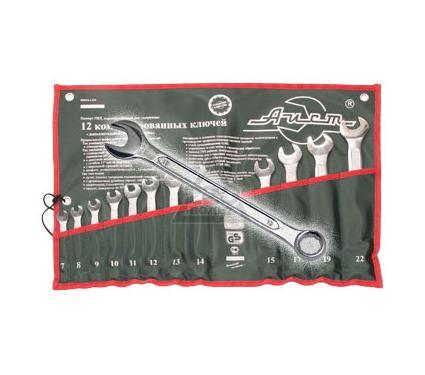 Набор комбинированных гаечных ключей, 12 шт. AIST 0011412BX2-M