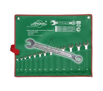 Набор комбинированных гаечных ключей, 13 шт. AIST 0010813AX