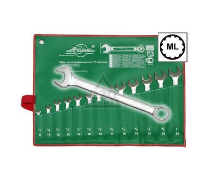 Набор комбинированных гаечных ключей в чехле, 13 шт. AIST 0011313A1