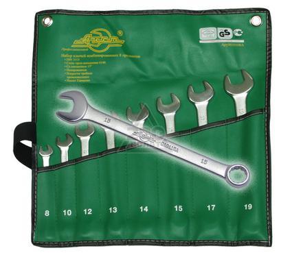Набор комбинированных гаечных ключей, 8 шт. AIST 0010108A-X