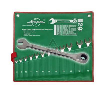Набор комбинированных гаечных ключей, 12 шт. AIST 0010312B