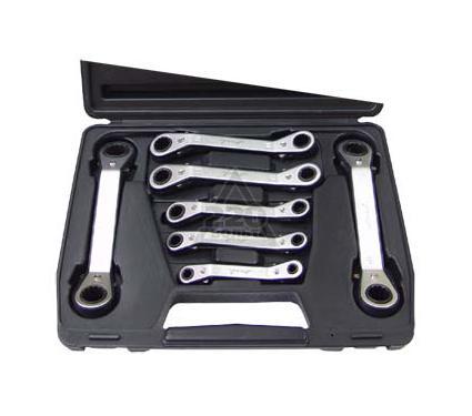 Набор комбинированных гаечных ключей с храповиком, 7 шт. AIST 20707