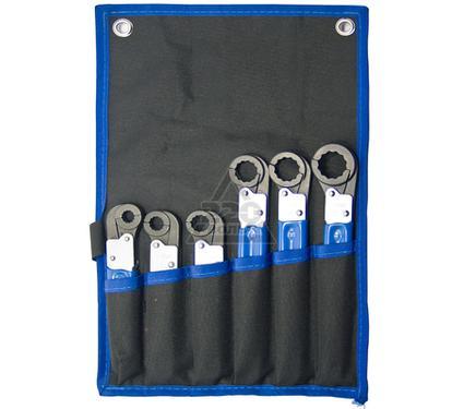 Набор комбинированных гаечных ключей в чехле, 6 шт. AIST 40606