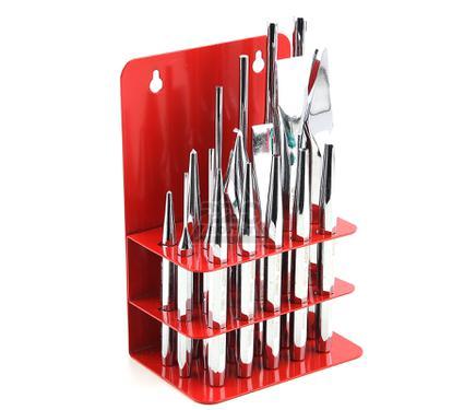 Набор ударно-режущих инструментов, 17 предметов AIST 79100117