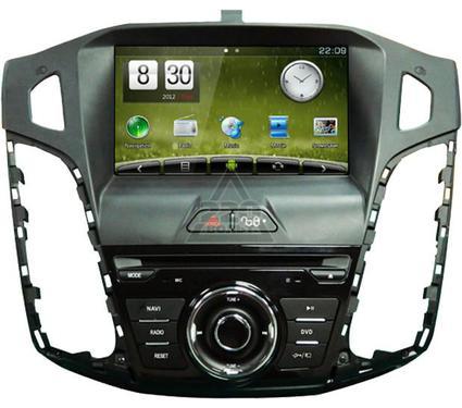 Штатное головное устройство TRINITY Ford Focus 2012 ms-ME1053 Car Pad