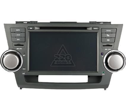 Штатное головное устройство TRINITY Toyota Highlander ms-thi100
