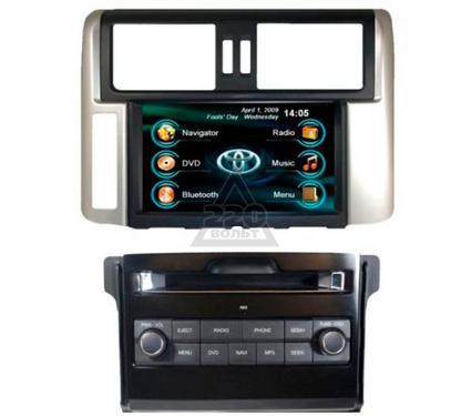 Штатное головное устройство TRINITY Toyota Prado 150 ms-tp2010/M