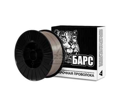 Проволока сварочная БАРС 316LSi ф 0.8мм 5кг
