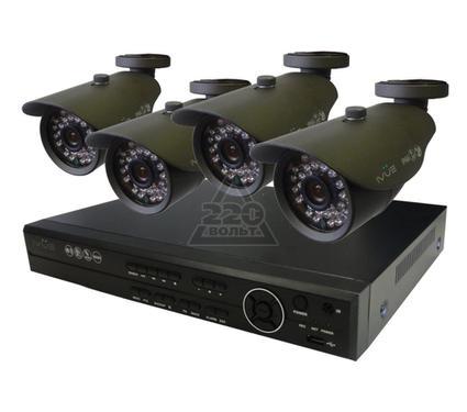 Комплект видеонаблюдения IVUE 5008K-4CB30-70A-F2