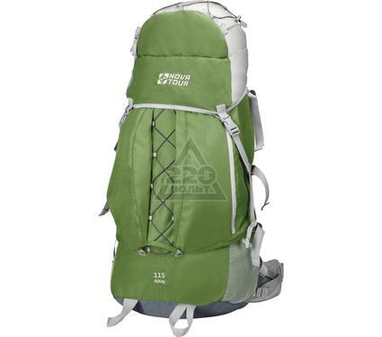 Рюкзак NOVA TOUR Юкон 115 V2 серый/олива