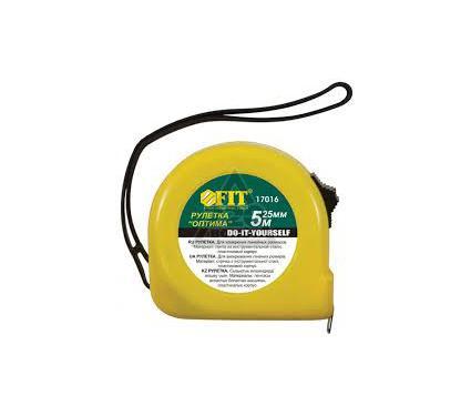 Рулетка FIT 17014