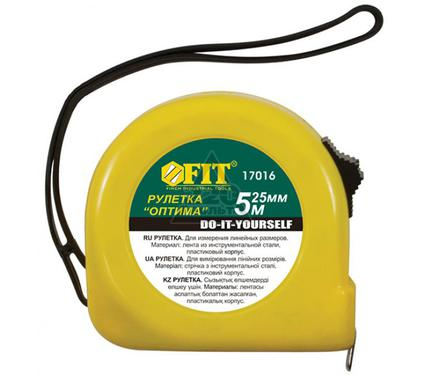 Рулетка FIT 17015