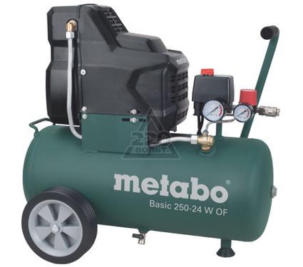 Компрессор поршневой METABO Basic250-24WOF