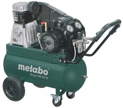 Компрессор поршневой METABO MEGA 400-50 W