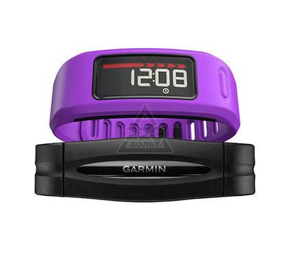 Браслет спортивный GARMIN Vivofit Purple Bundle