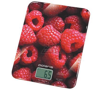 Весы кухонные POLARIS PKS 0832DG Raspberry