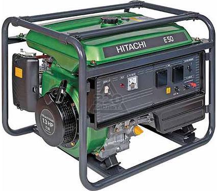 Бензиновый генератор HITACHI E50