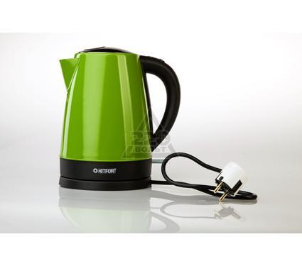 Чайник KITFORT КТ-602 зеленый