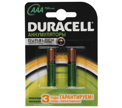 Аккумулятор DURACELL HR03-2BL (2/20)
