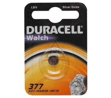 Батарейка DURACELL LR377(SR-66)-1BL (10/100)