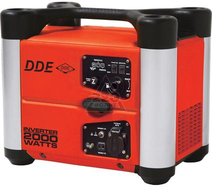 Бензиновый генератор DDE DPG2051Si