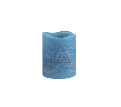Светильник декоративный RANEX Свеча 100 мм голубой